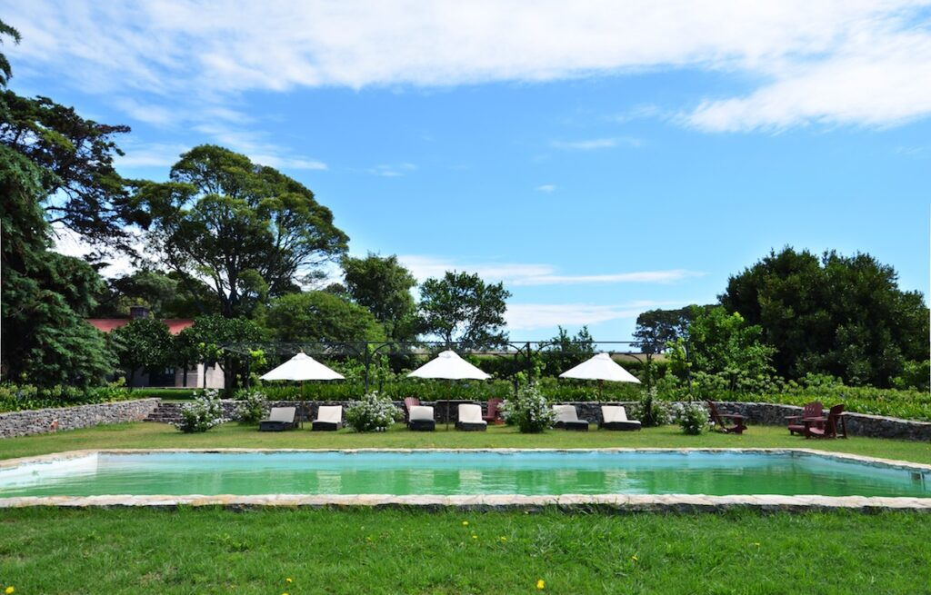 Estancia El Boqueron, Argentina - Swimming Pool