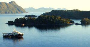 Nomads Patagonia Sailing Scenery