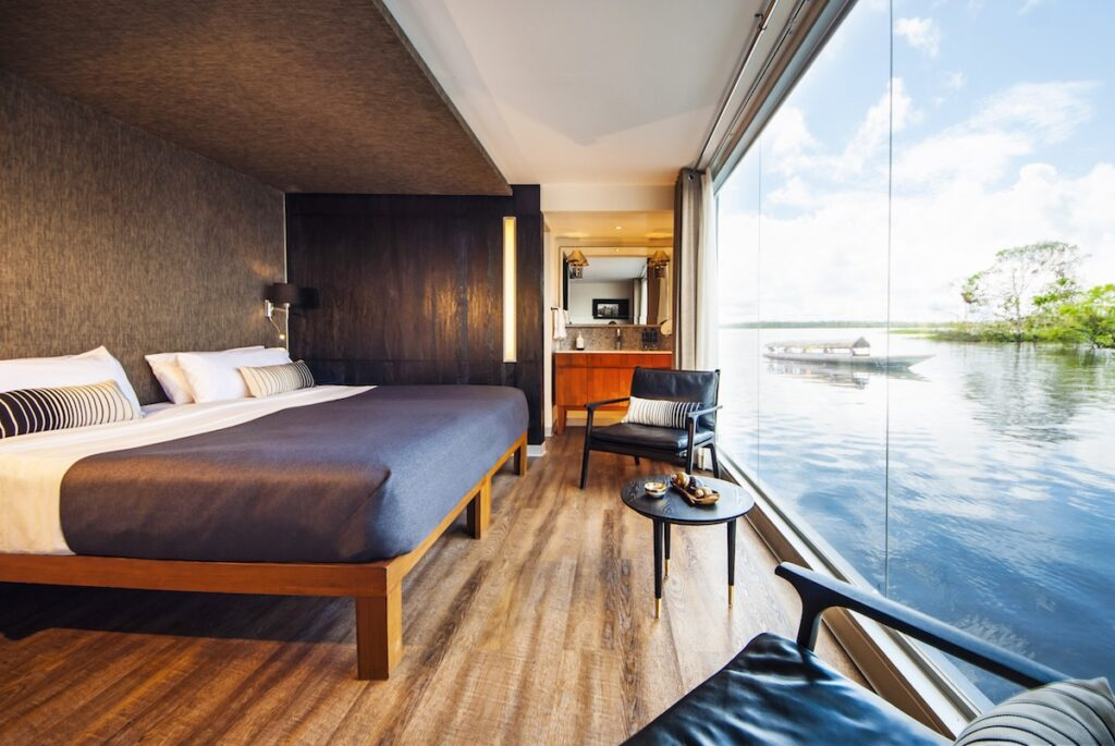Aria Amazon Cruise, Peru - Design Suite