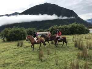 Barraco Lodge, Patagonia, Chile - Horse Riding