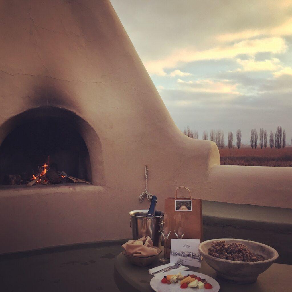 Cavas Wine Lodge, Mendoza, Argentina - Rooftop Villa