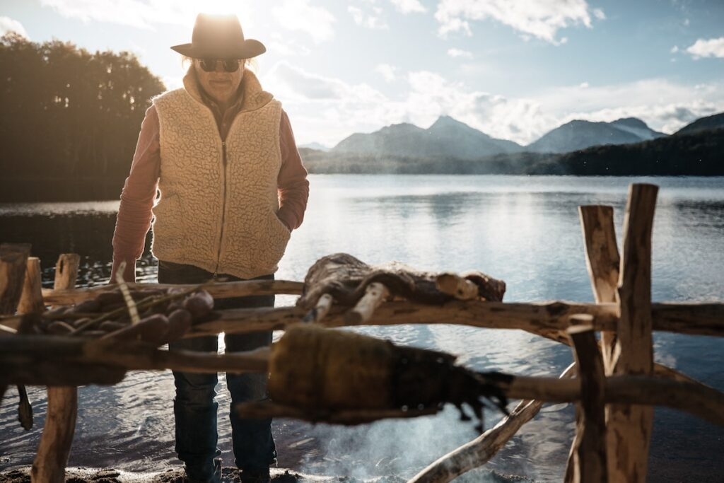 Coffee With Francis Mallmann