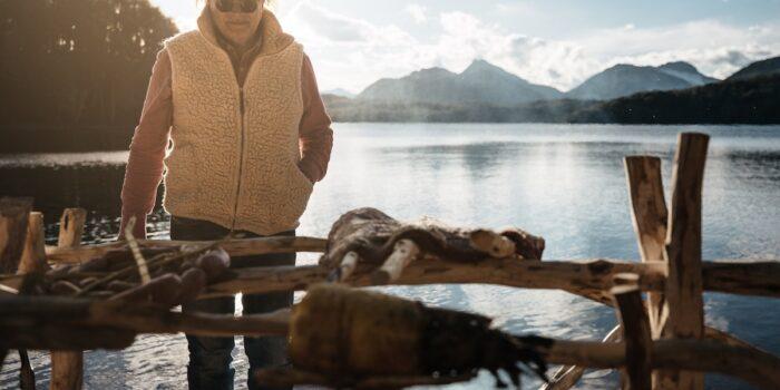 Francis Mallmann - Patagonia Island- Cooking