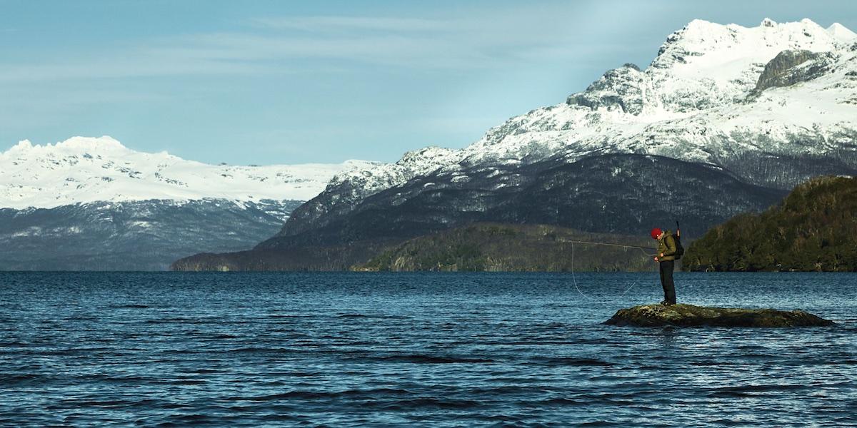 Francis Mallmann - Patagonia Island - Fishing