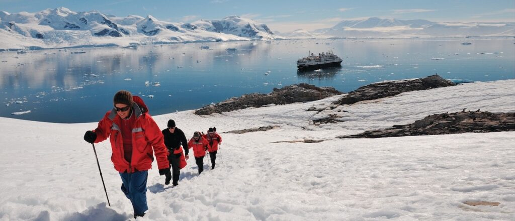 Luxury Antarctic Cruise | Follow in Shackleton's Footsteps