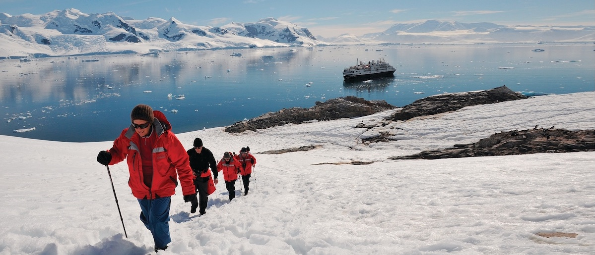 RGS Antarctic Cruise | Follow in Shackleton's Footsteps