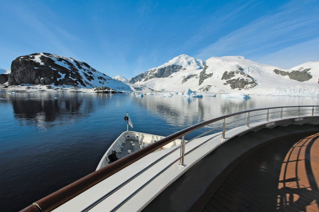 Silver Explorer, Antarctic Cruise - Views