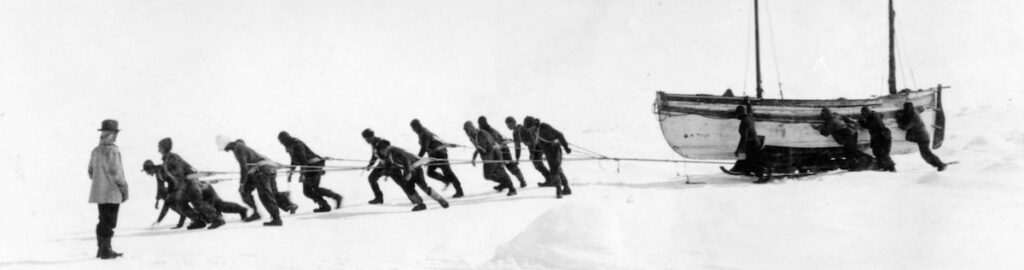 Silver Explorer, Antarctic Cruise - Shackleton RGS