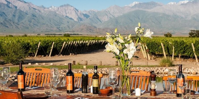 The Vines Resort & Spa, Mendoza, Argentina - Dining