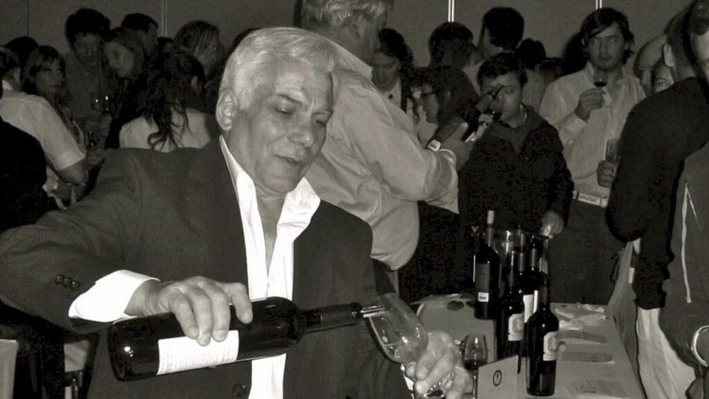 Carmelo Patti - Mendoza Winemaker, Elixir