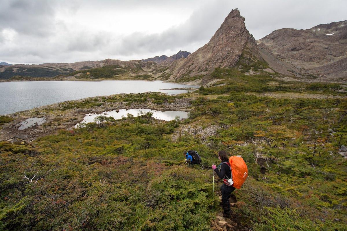 Los Dientes de Navarino, Chile - Trekking