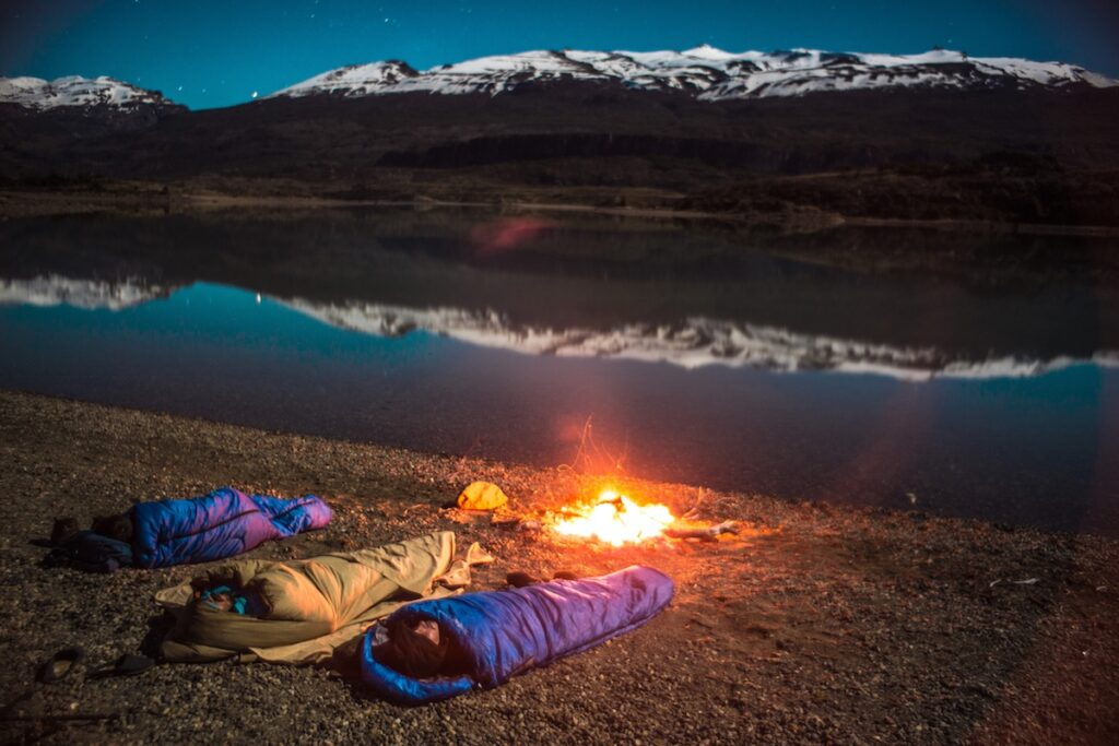Estancia La Maipu - Patagonia, Argentina - Sleeping Under Stars