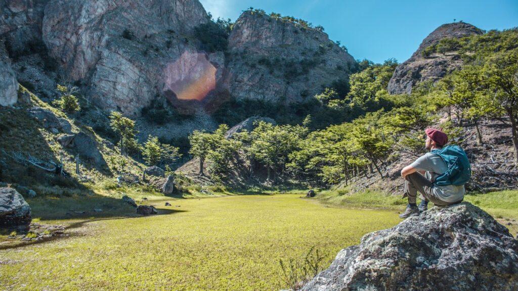 Estancia La Maipu - Patagonia, Argentina - Hiking