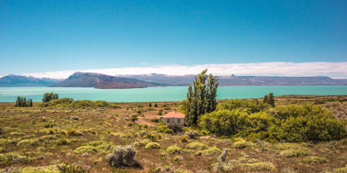 Estancia La Maipu - Patagonia, Argentina - Lake Views