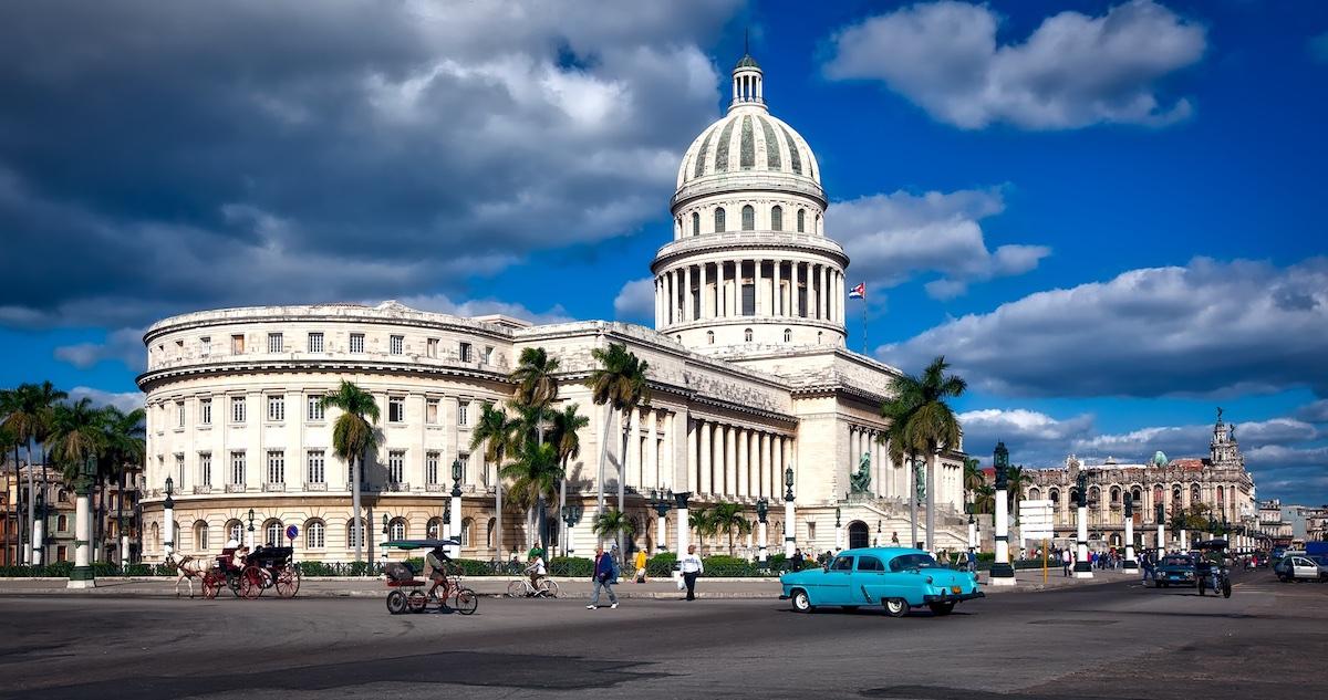 Havana, Cuba - El Capitolio | Plan South America
