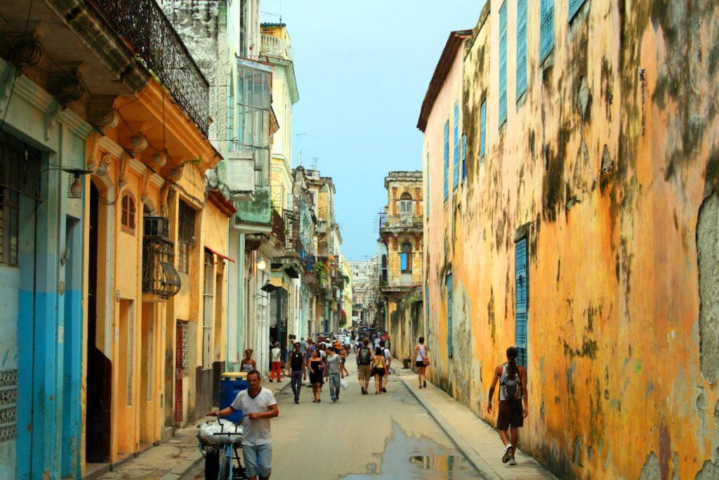 Havana, Cuba - Street Life
