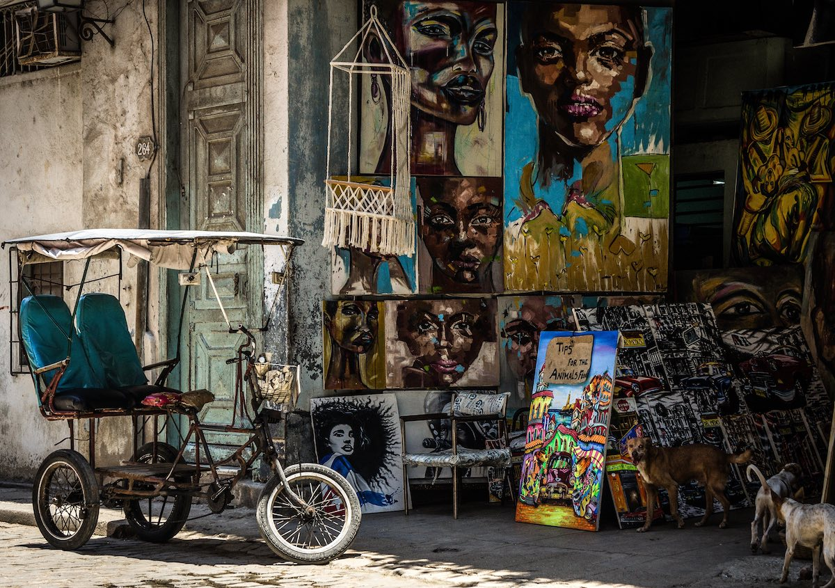Old Havana, Cuba - Art | Plan South America