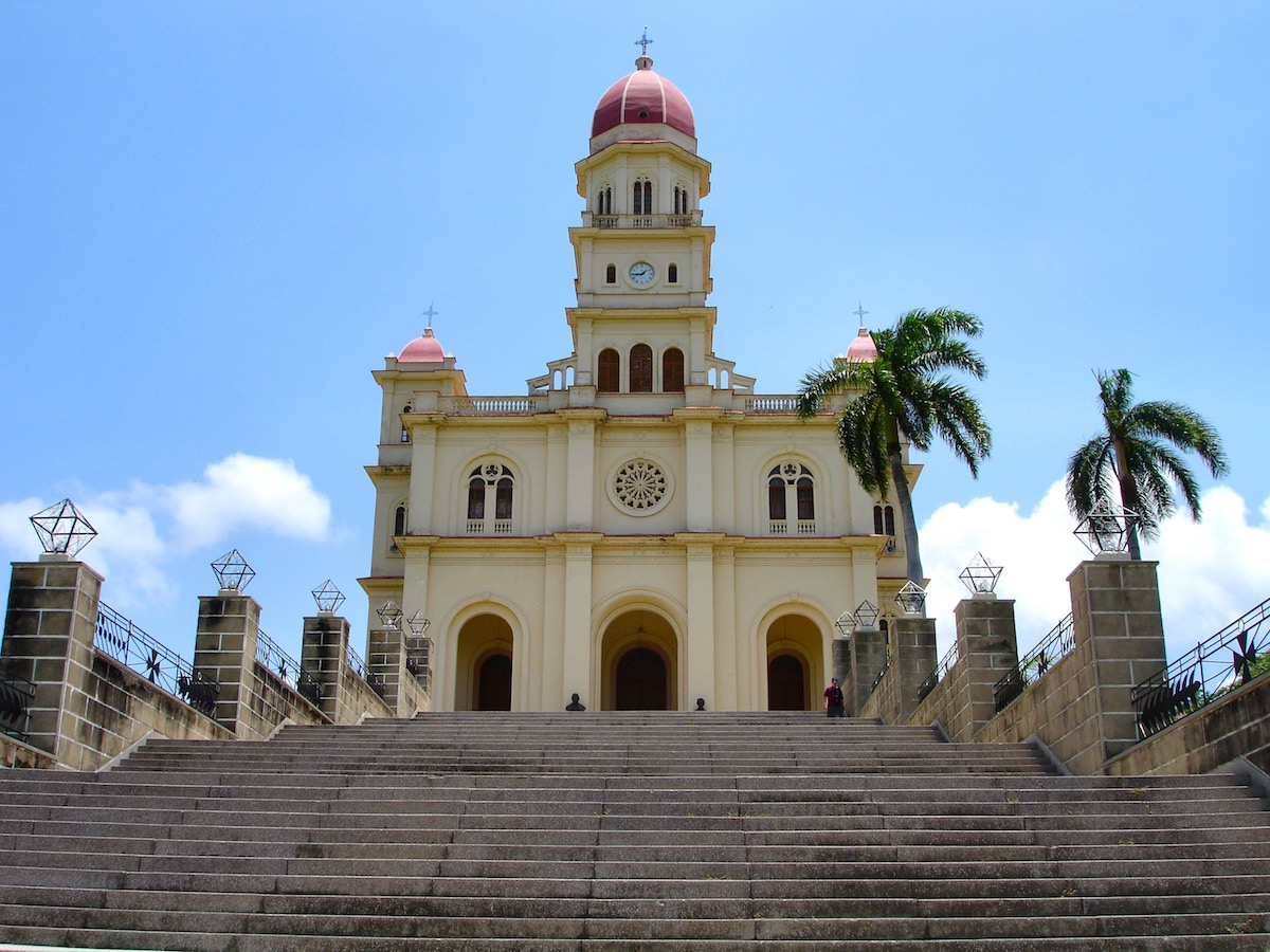 Santiago de Cuba - Cathedral | Plan South America
