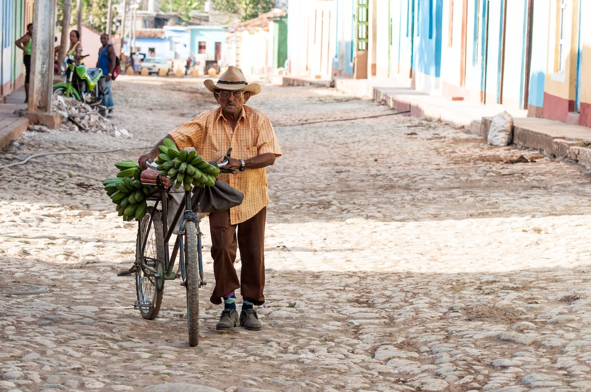 Trinidad, Cuba - Bananas & Bicycles