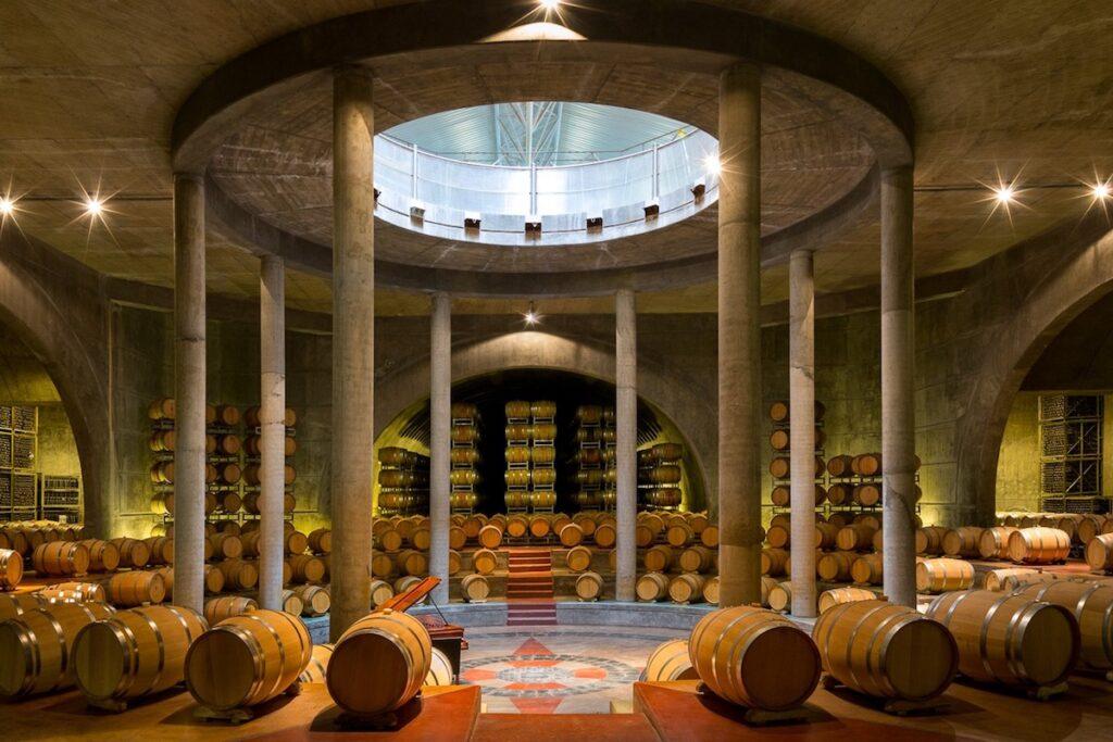 Bodegas Salentein, Mendoza, Argentina - Winery