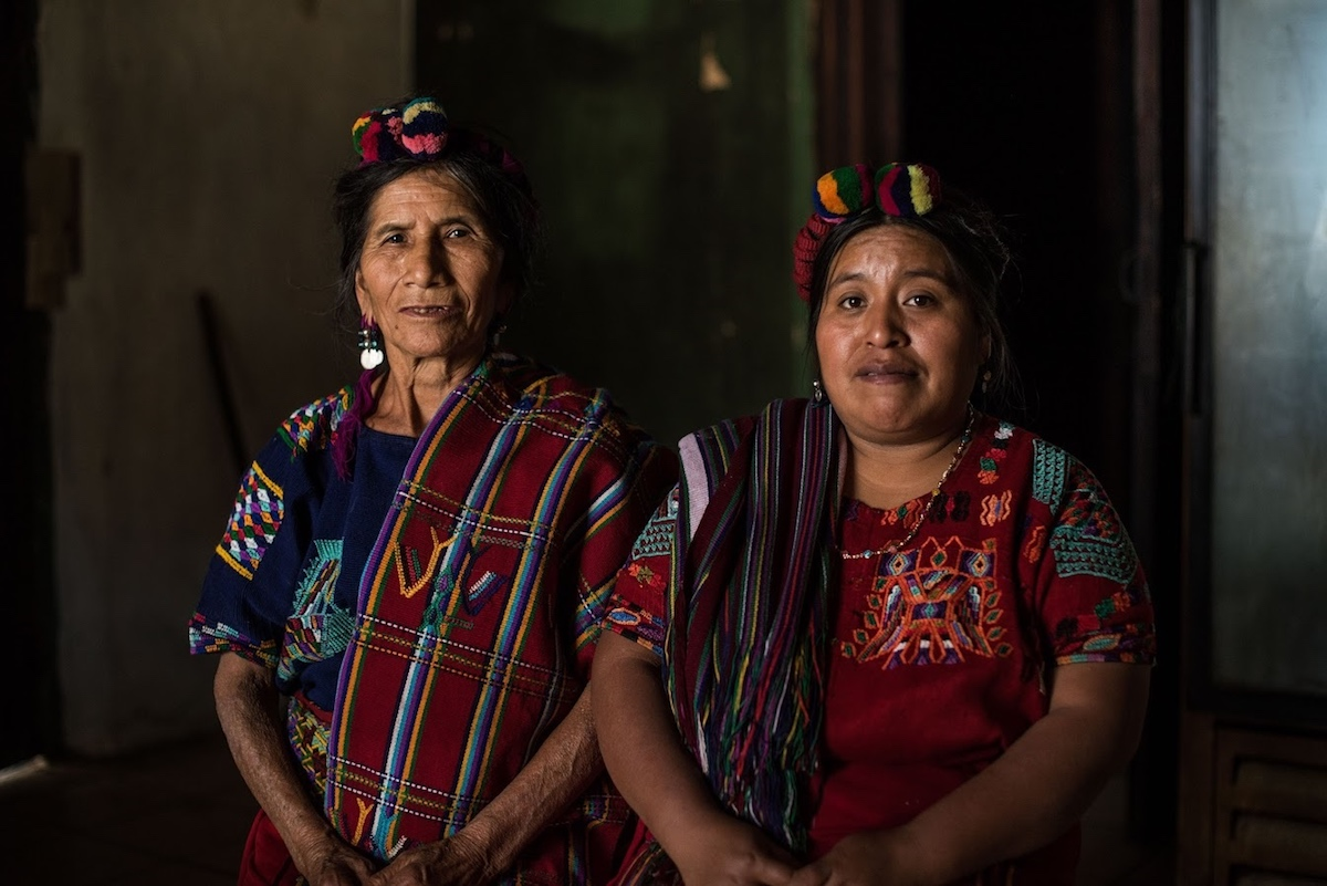 Lake Atitlan, Guatemala - Mayan Women