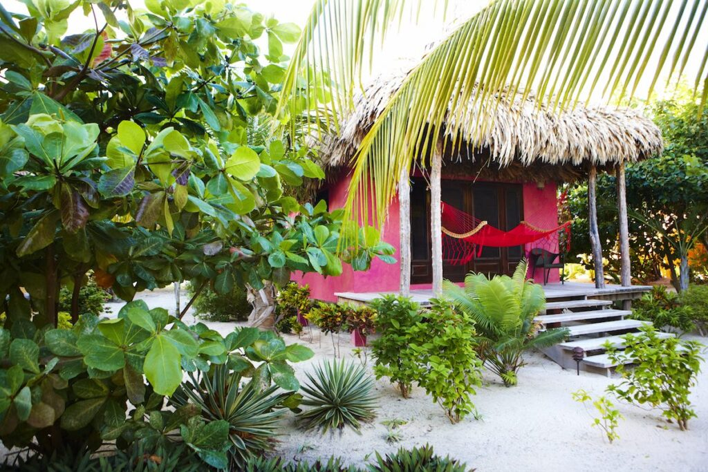 Matachica, Belize - Private Casitas