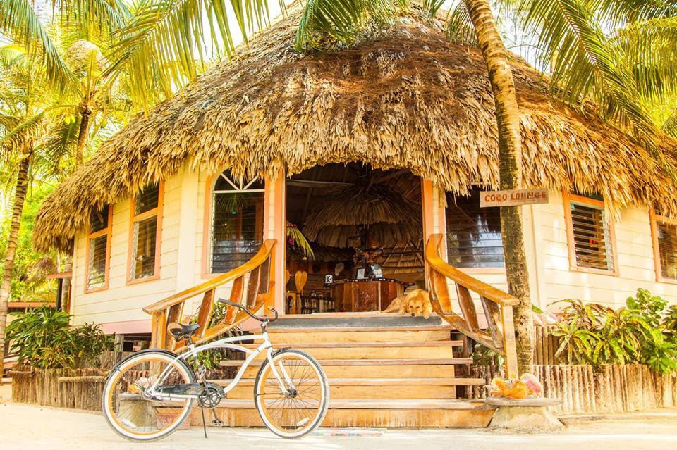 Thatch Caye, Belize - Beach Hut