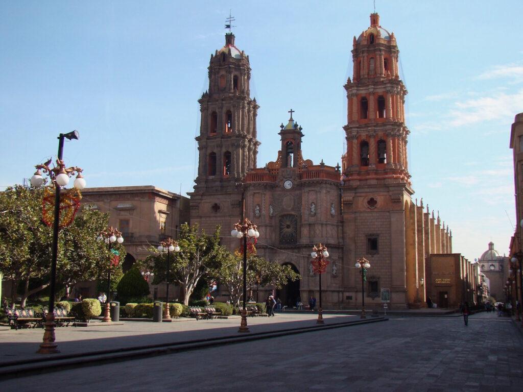 Catedral de San Luis Potosi, Mexico