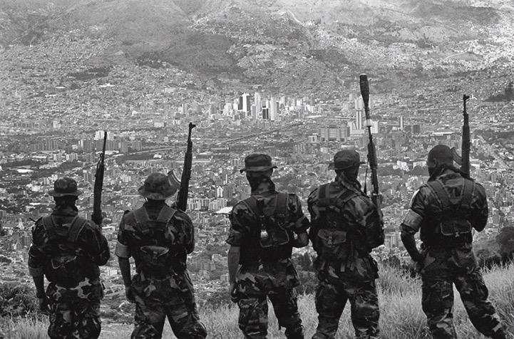 Jesus Abad Colorado - Colombian soldiers
