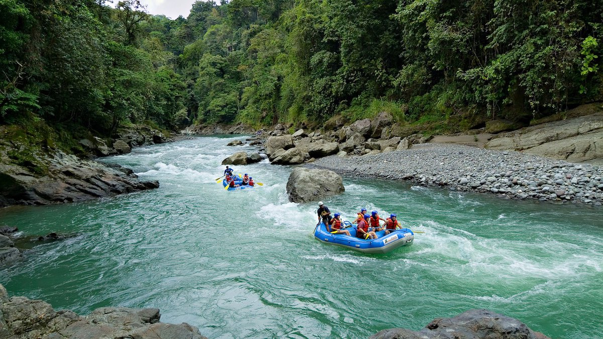 Rainforest Adventures & Luxury Eco-Retreats in Costa Rica