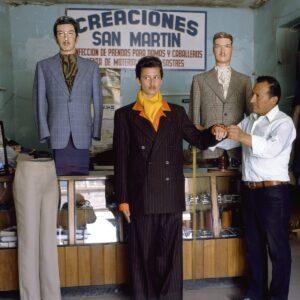 David Bailey's Peru