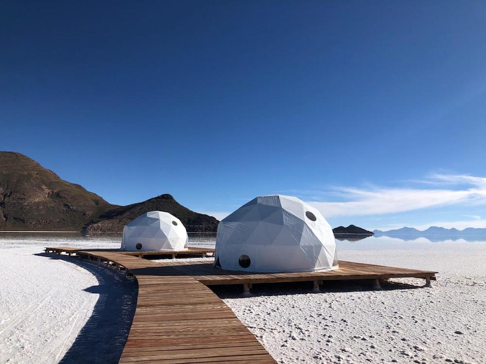 Plan South America | Kachi Hotel, Bolivia Salt Flats
