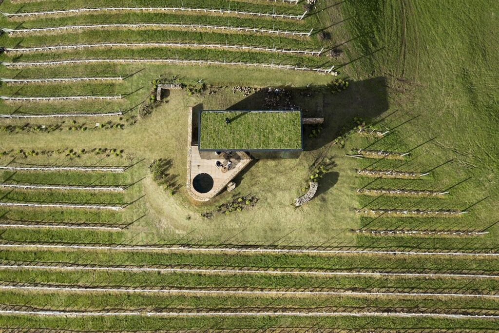 Landscape Hotel Sacromonte, Uruguay - Aerial View