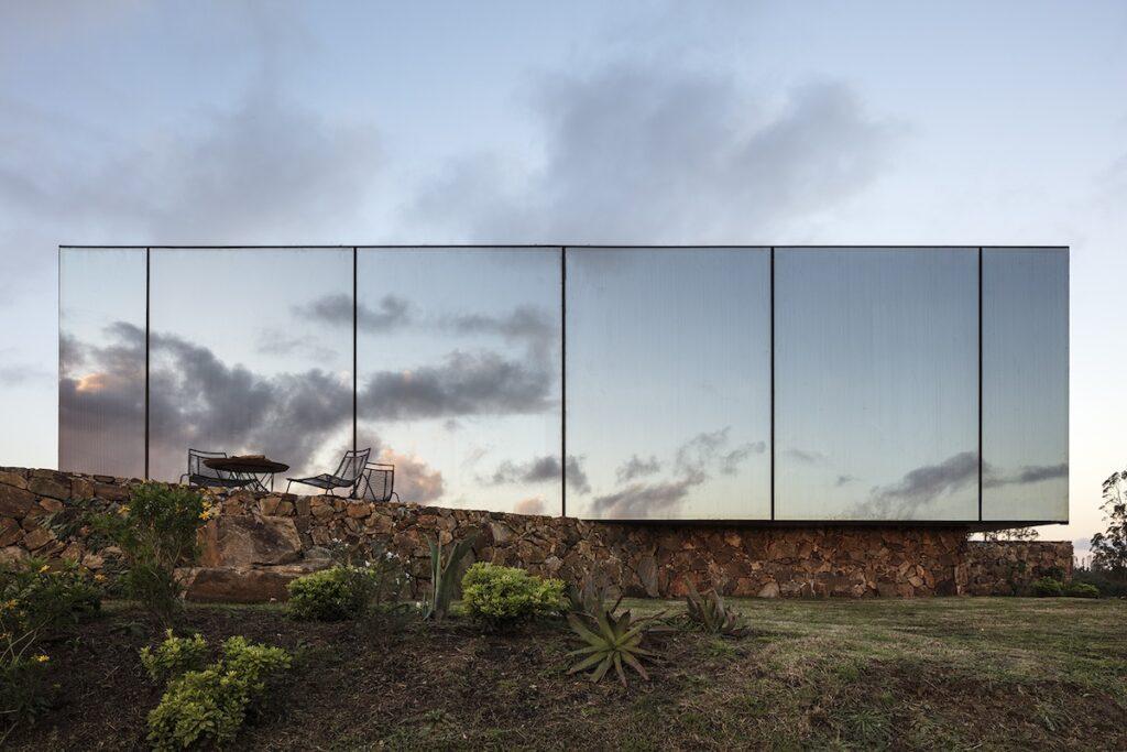 Landscape Hotel Sacromonte, Uruguay - Reflected Sky
