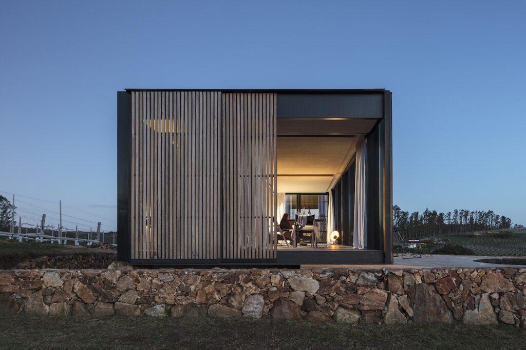 Landscape Hotel Sacromonte, Uruguay - Cabin