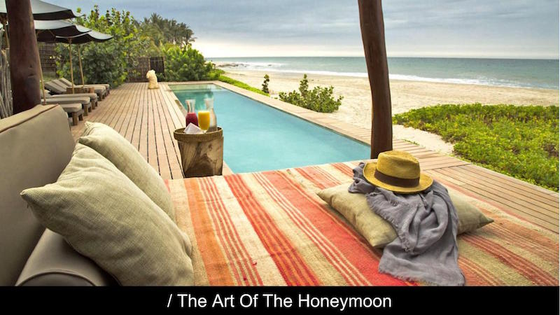 The Art Of The Honeymoon