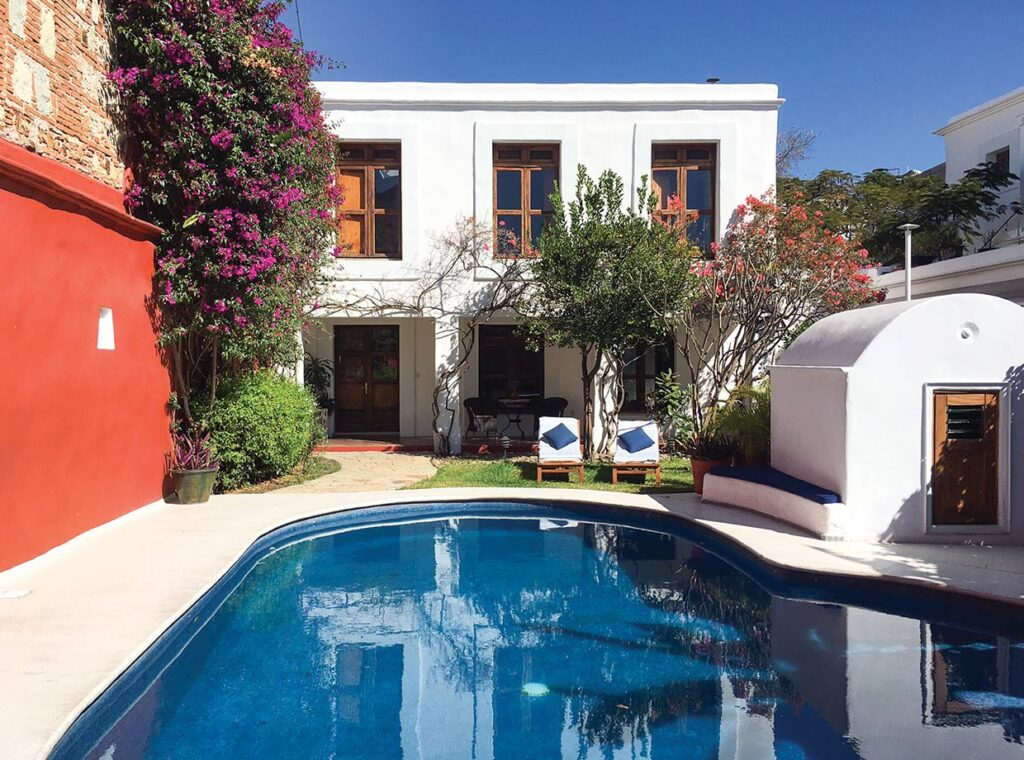 Casa Oaxaca Boutique Hotel, Mexico - Pool