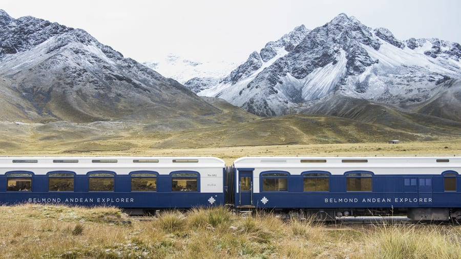 Honeymoon in the Peruvian Highlands | Explore By Luxury Sleeper Train