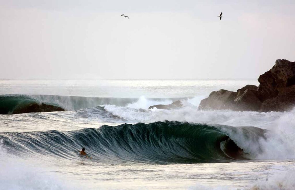 Mexico Surfing