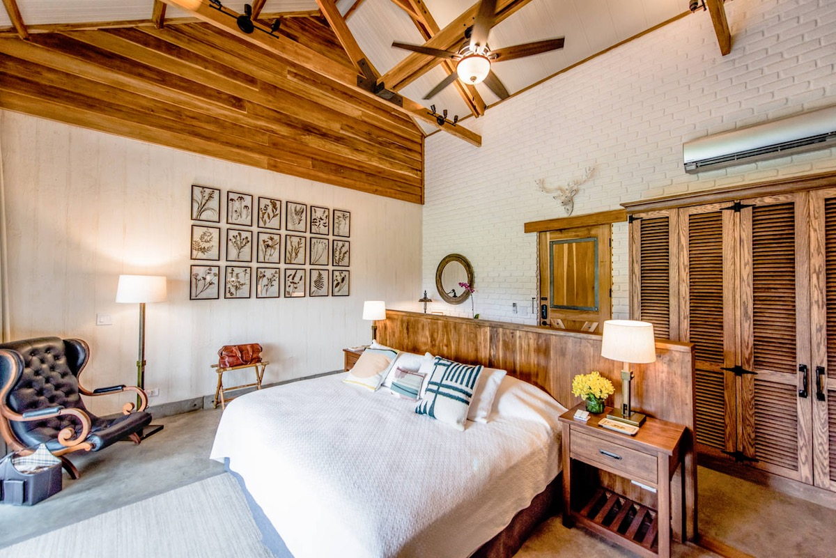 Hacienda La Danesa, Ecuador - Bedroom