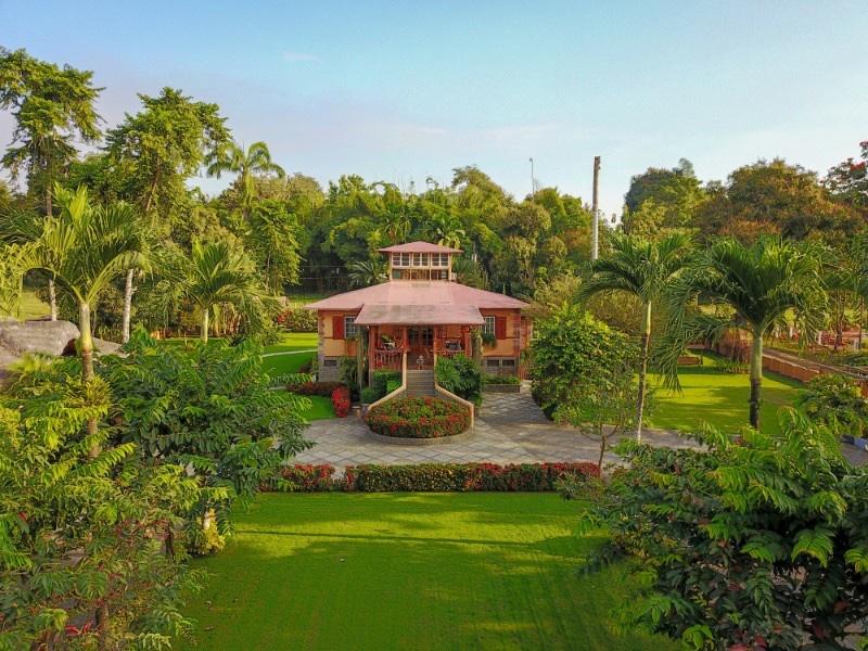 Hacienda La Danesa, Ecuador - Farmhouse