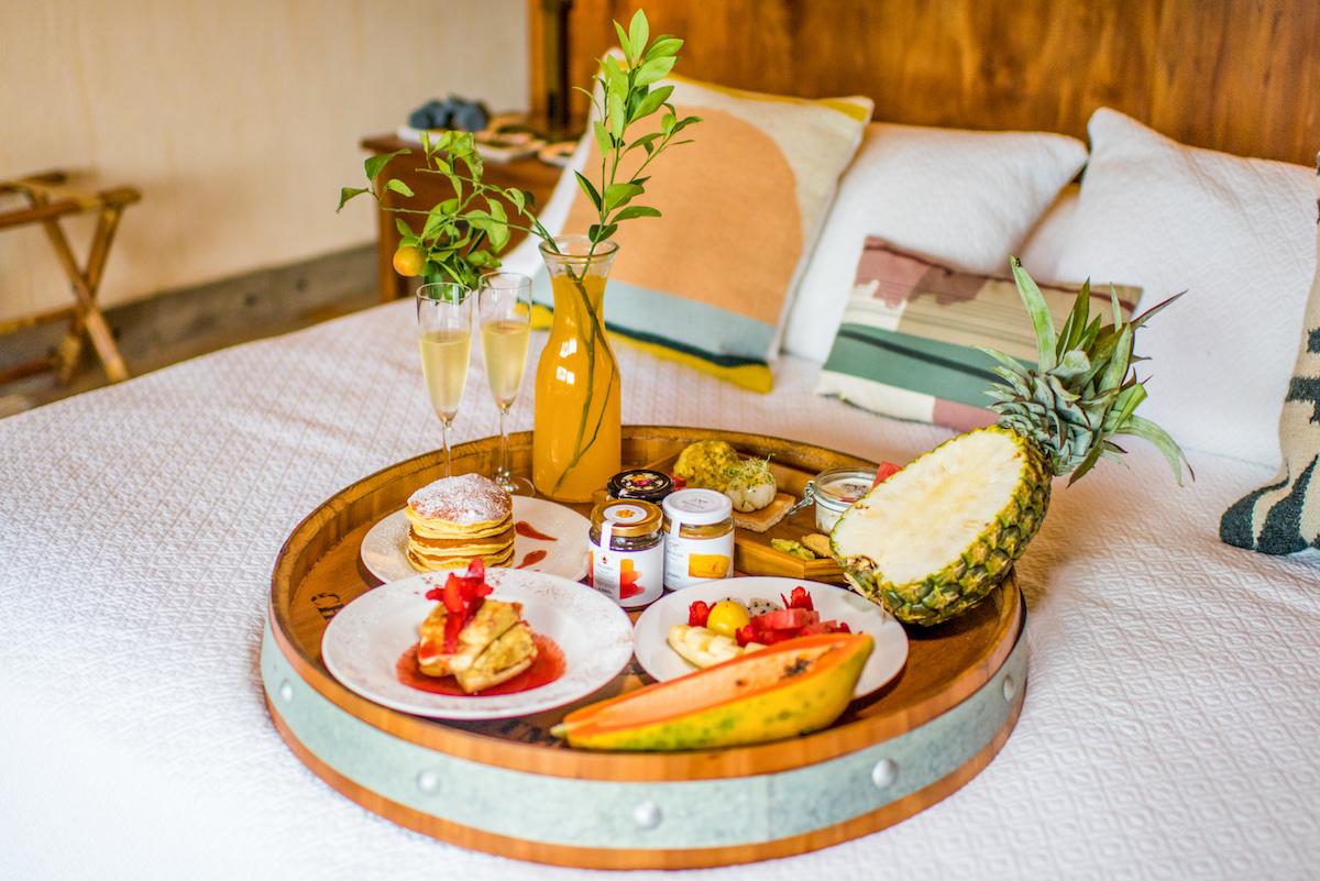 Hacienda La Danesa, Ecuador - Room Service