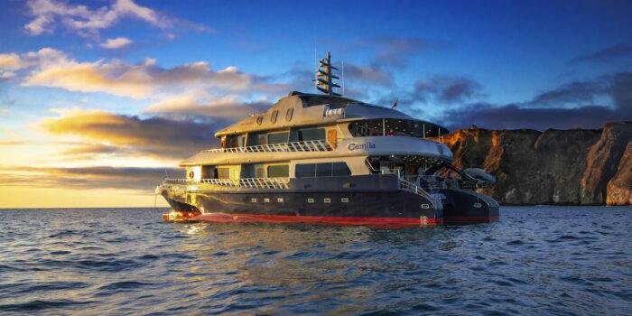 Camila, Galapagos cruise