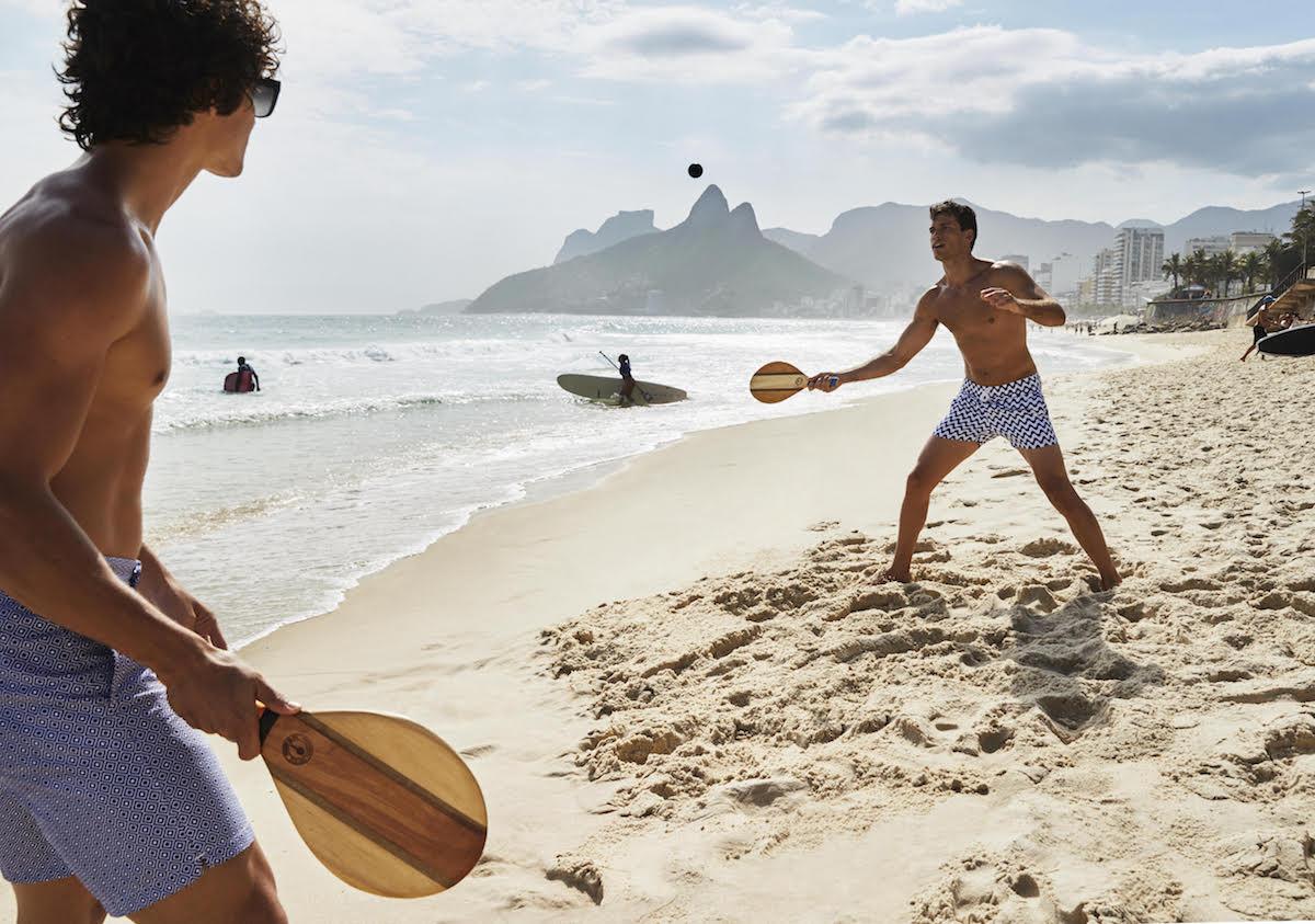 Frescobol Carioca | Rio de Janeiro Style
