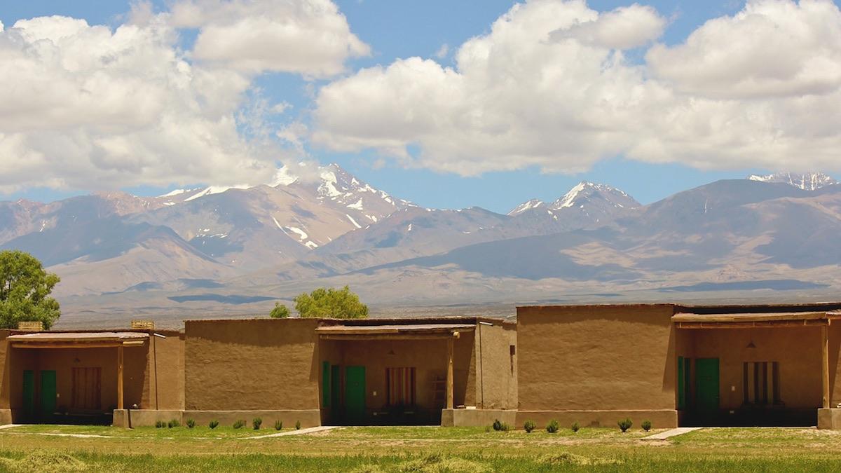 Posada Paso de los Patos, Argentina - Andes