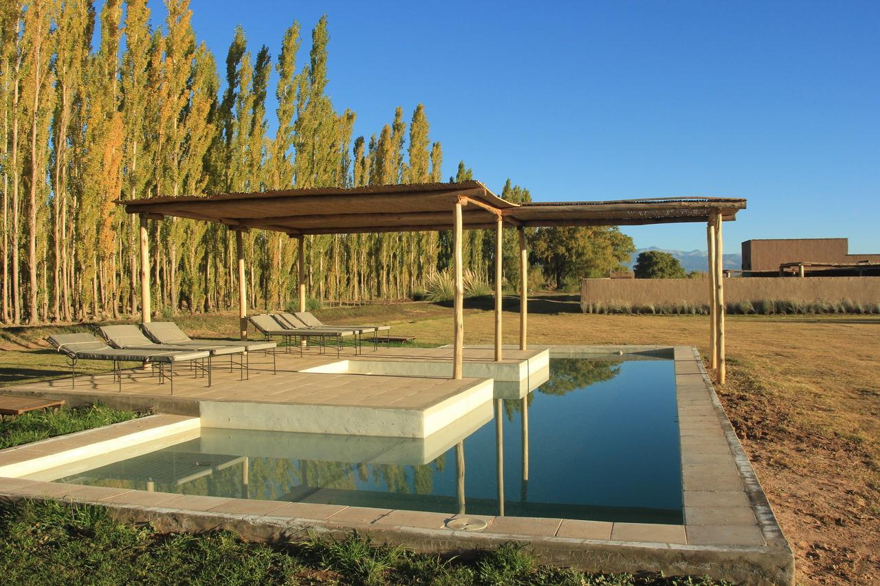 Posada Paso de los Patos, Argentina - Pool Views