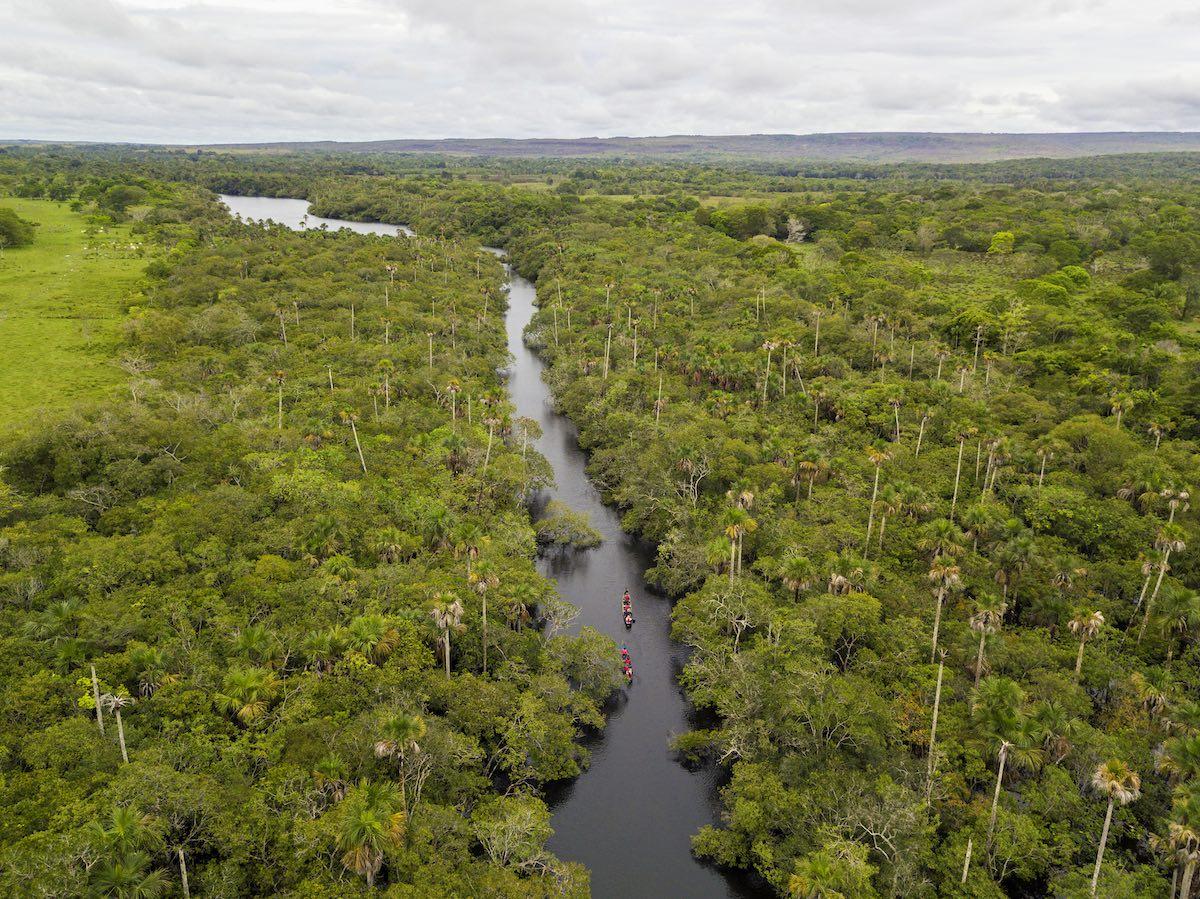 Wayabero, Colombia - Black Lagoon