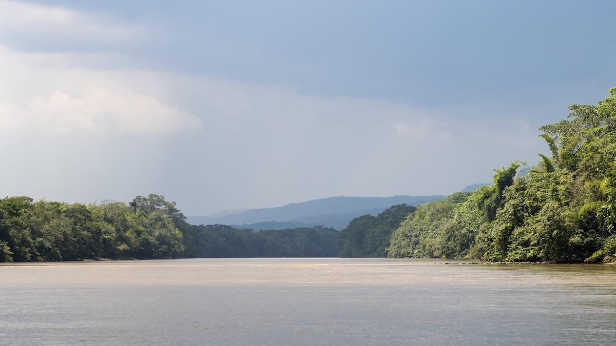 Guayabero River, Colombia