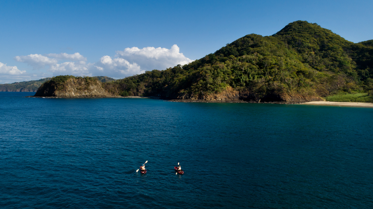 Kasiiya, Costa Rica - kayaking