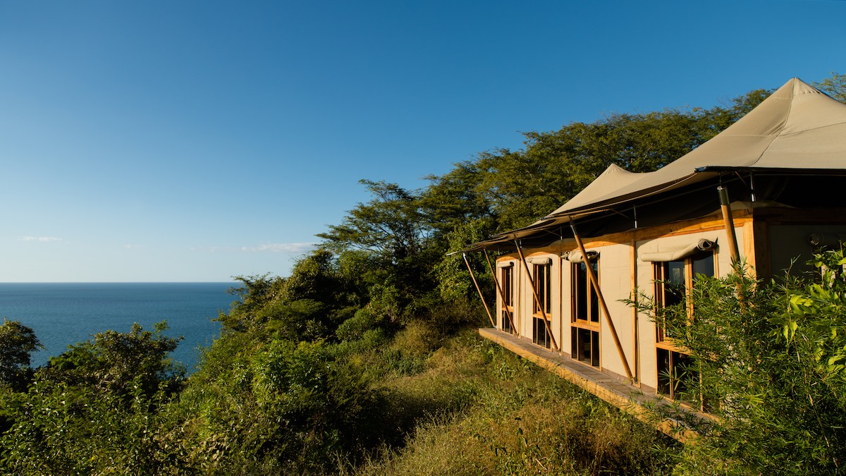 Kasiiya, Costa Rica - tented camp